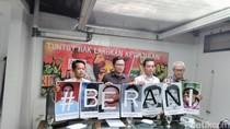 Aktivis HAM Menilai Reformasi Masih Setengah Hati