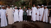 Habib Rizieq Sempatkan Ceramah di Depan WNI di Madinah