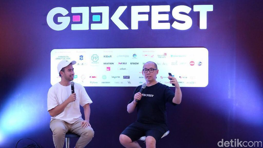 Sukses Bernyanyi, Kini Vidi Aldiano Jajal Bikin Startup Digital
