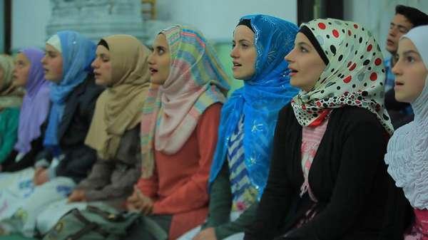 Lantunan Alquran dan Salawat Muslim Torbeshi di Pelosok Macedonia