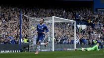 Barca Membidik Hazard, Conte: Dia Bahagia di Chelsea
