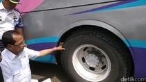 Jelang Mudik 2017, Menhub Ancam Kandangkan Bus yang Tak Laik Jalan