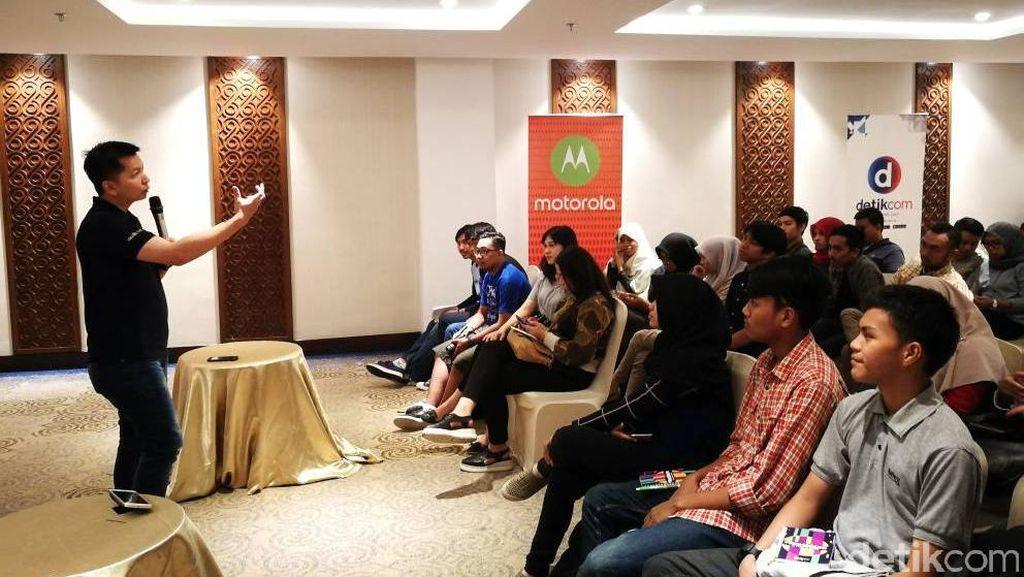 Anak Muda Makassar Cari Solusi Masalah Sampah Hingga Polusi