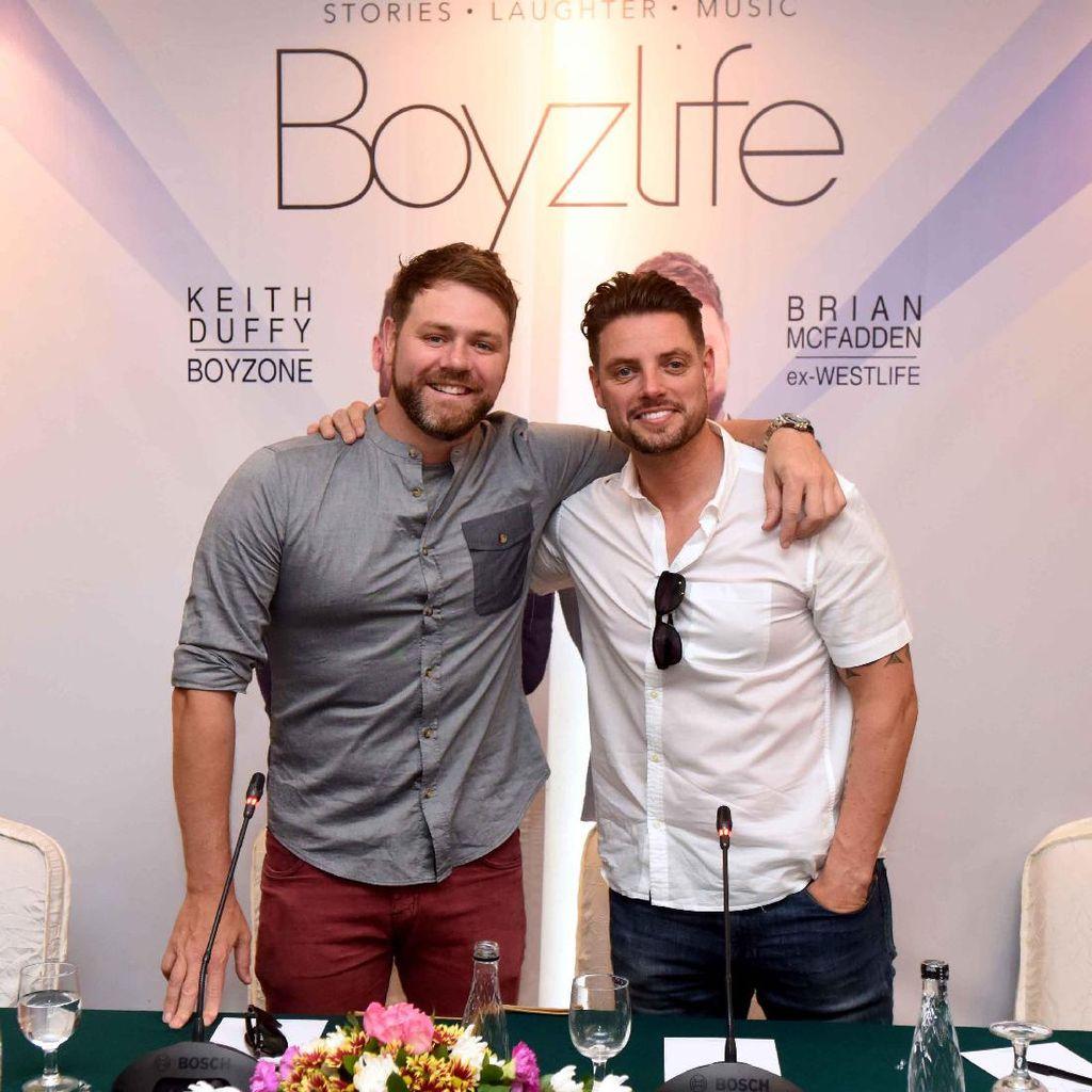Boyzlife Siap Manjakan Penggemar Boyzone dan Westlife