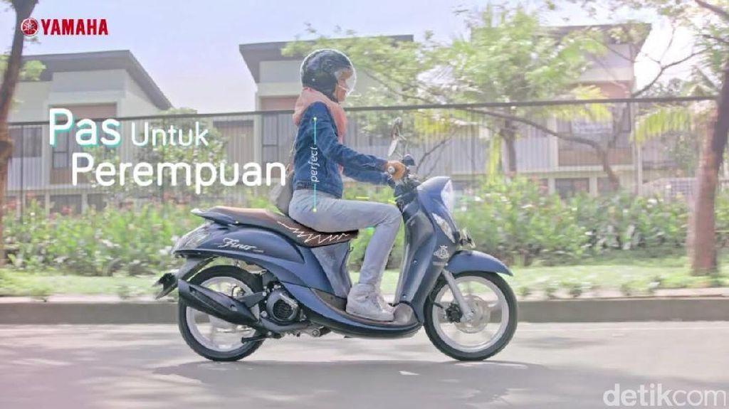 Yamaha: Fino Cocok untuk Semua Wanita