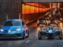 Mobil Balap Listrik Renault Keliling Paris