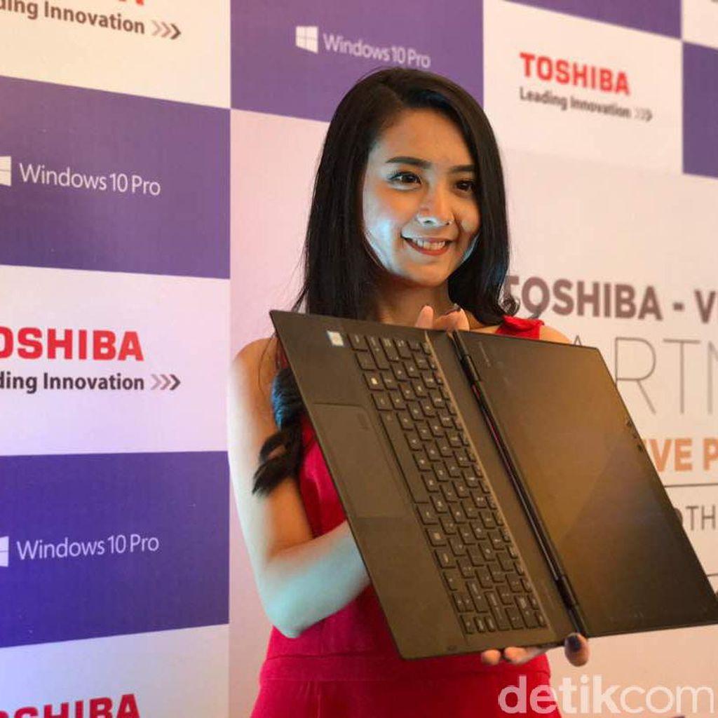 Toshiba Menyerah di Segmen Konsumer, Kenapa?