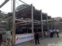 Keren, Parkir Mobil Otomatis dari Kyokuto Mulai Beroperasi di Jakarta