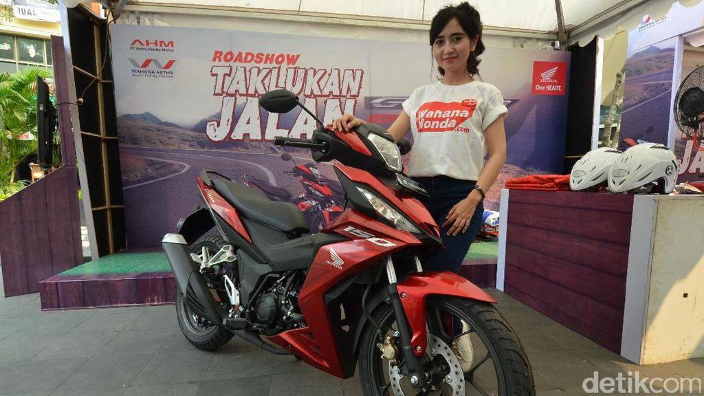 Si Pelahap Segala Medan Supra GTR150 Keliling Indonesia