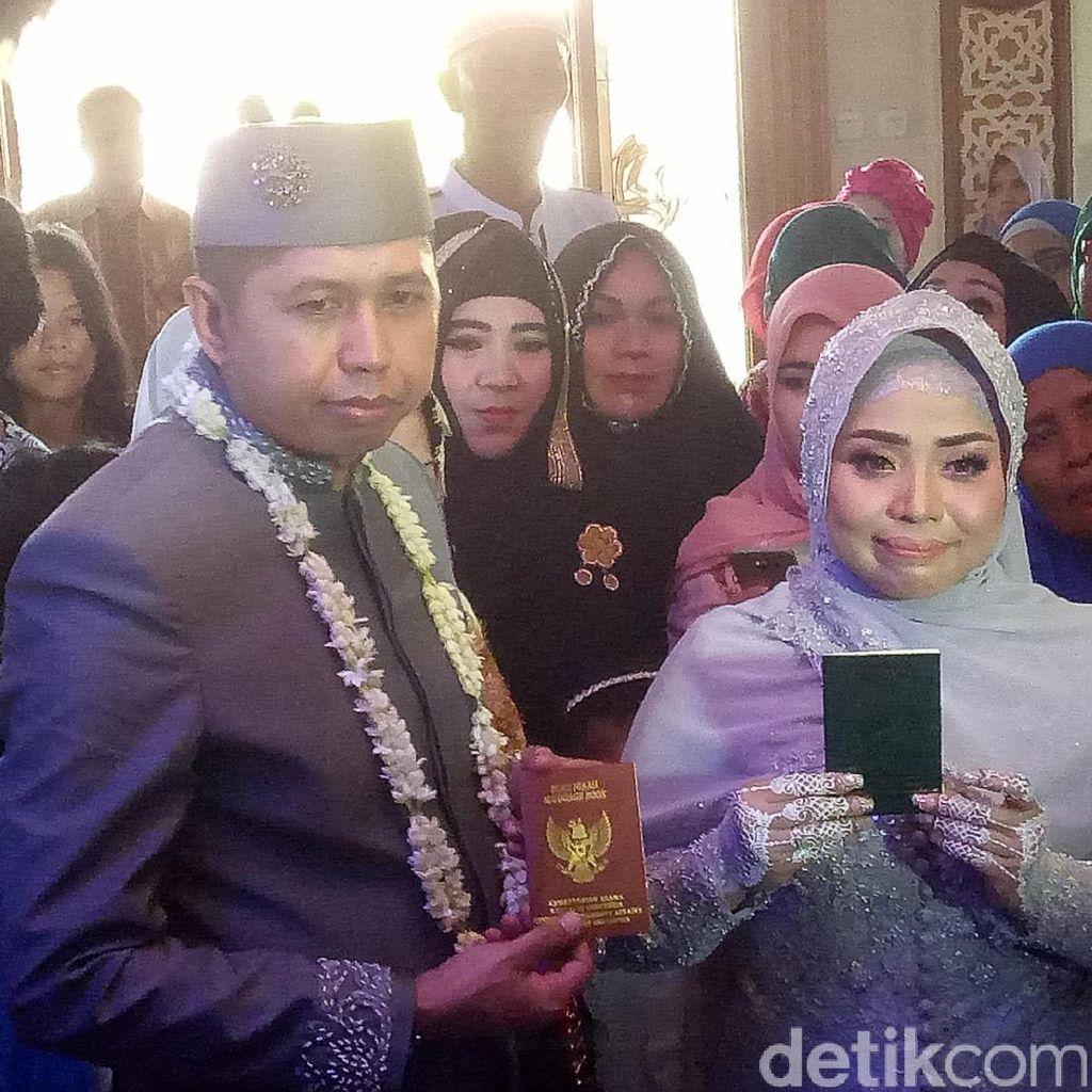 Cerita Awal Mula Perkenalan Muzdhalifah dan Khairil Anwar