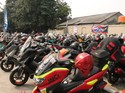 Klub Skutik Bongsor Yamaha Rayakan Hari Jadi Kedua