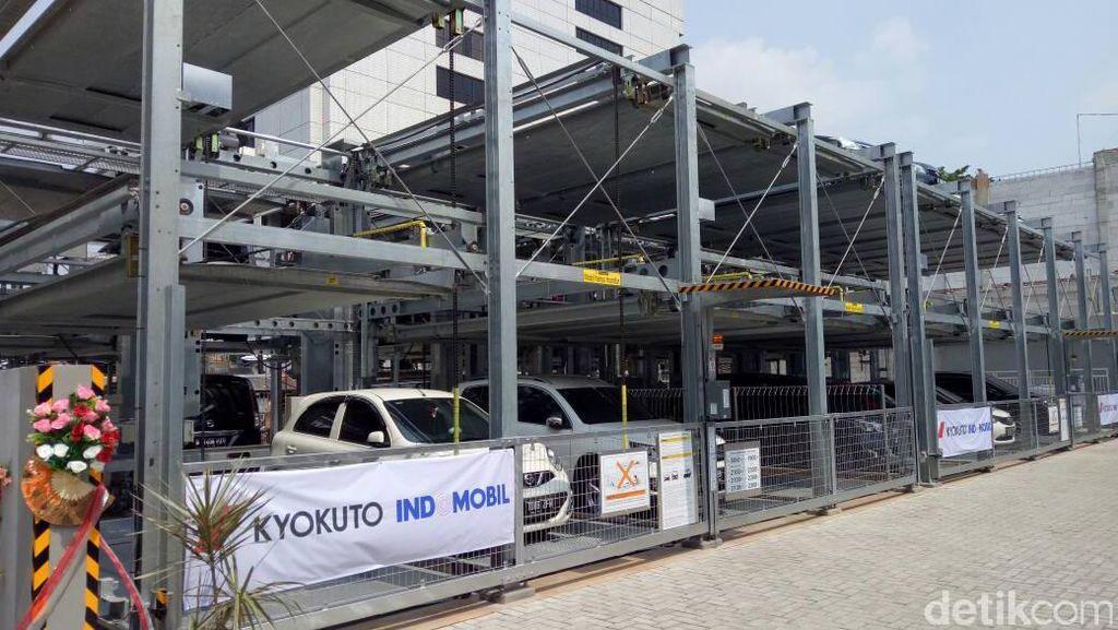 Ini Keuntungan Parkir Otomatis Kyokuto