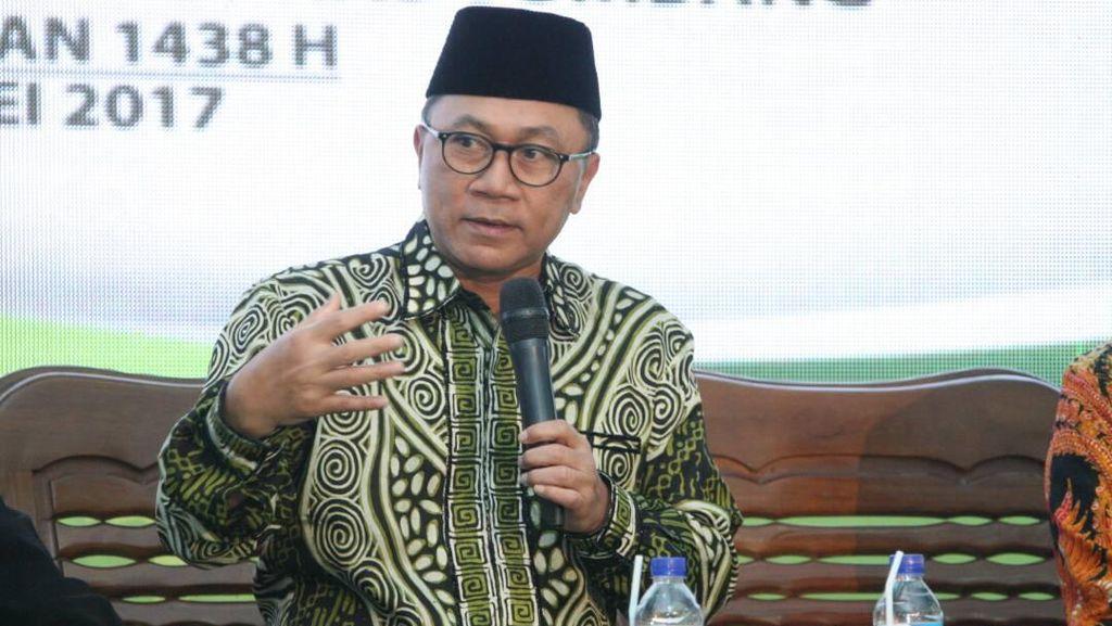 Ketua MPR: Pancasila Mempersatukan, Bukan untuk Membeda-bedakan