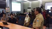 Sekda DKI dan Kepala Bappeda Tinjau Pertemuan Tim Sinkronisasi