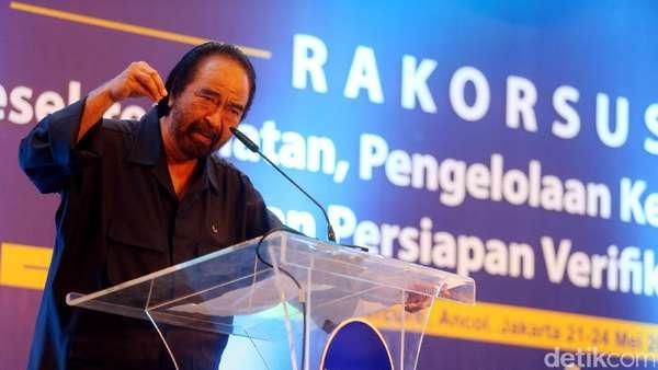 NasDem: Jika Presiden Butuh Reshuffle Kabinet, Tak Ada Masalah