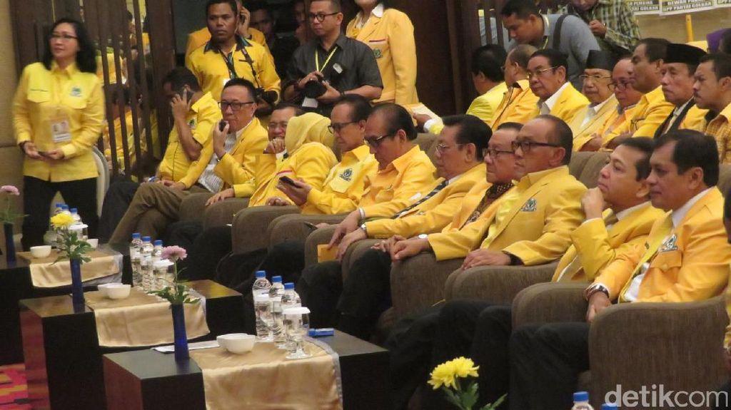 JK Pensiun 2019, Golkar Siapkan Kejutan