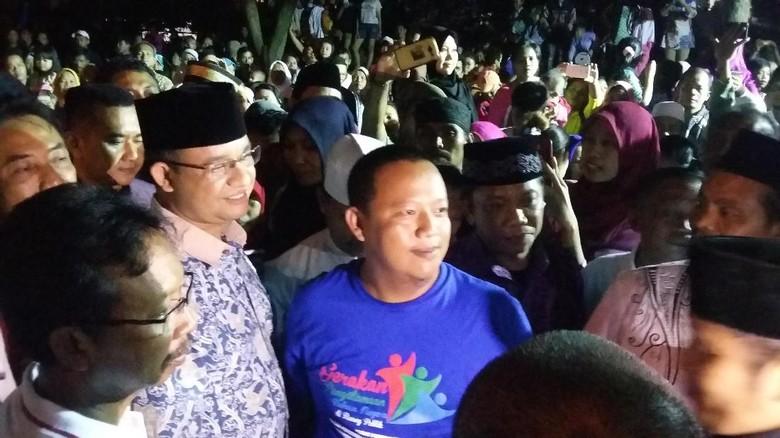 Anies Kirim Tim Serap Aspirasi - Jakarta Gubernur DKI Jakarta Anies Baswedan mengaku akan mengirimkan tim untuk menyerap aspirasi dan menyelesaikan persoalan yang ada