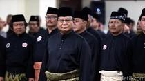 Prabowo Pimpin Para Pendekar