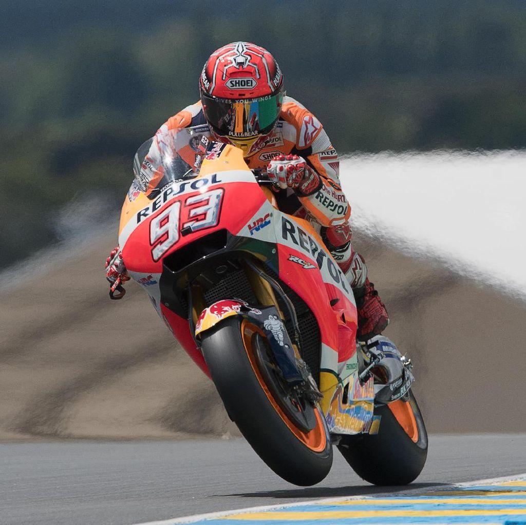 Berhati-hati Masih Tak Cukup untuk Marquez