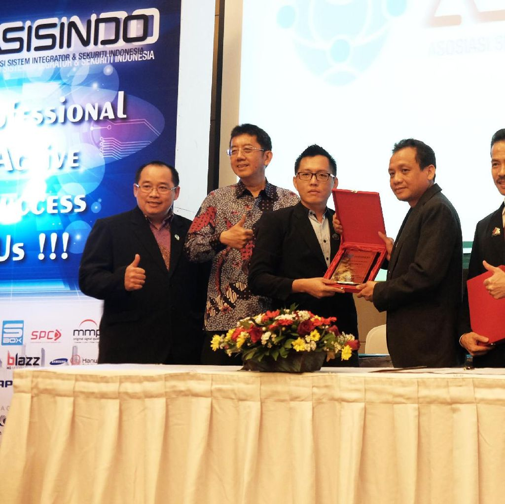Smart City Center Dibuka di Mangga Dua