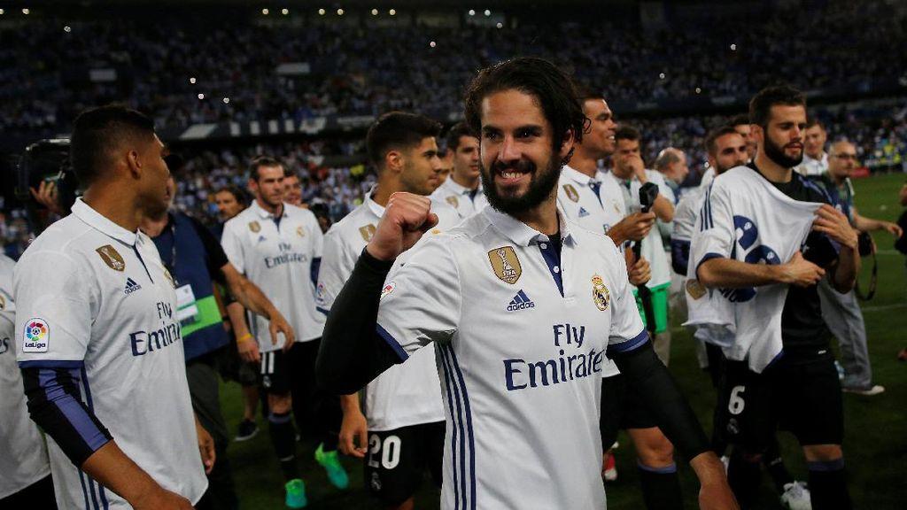 Isco Tetap di Madrid Musim Depan