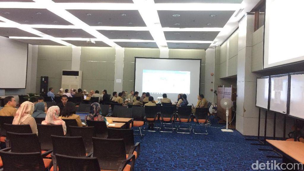 Tim Sinkronisasi Jelaskan Program ke Pemprov DKI dalam 3 Hari
