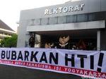 ISI Yogyakarta: Dosen Tetap Gabung HTI Akan Diberhentikan