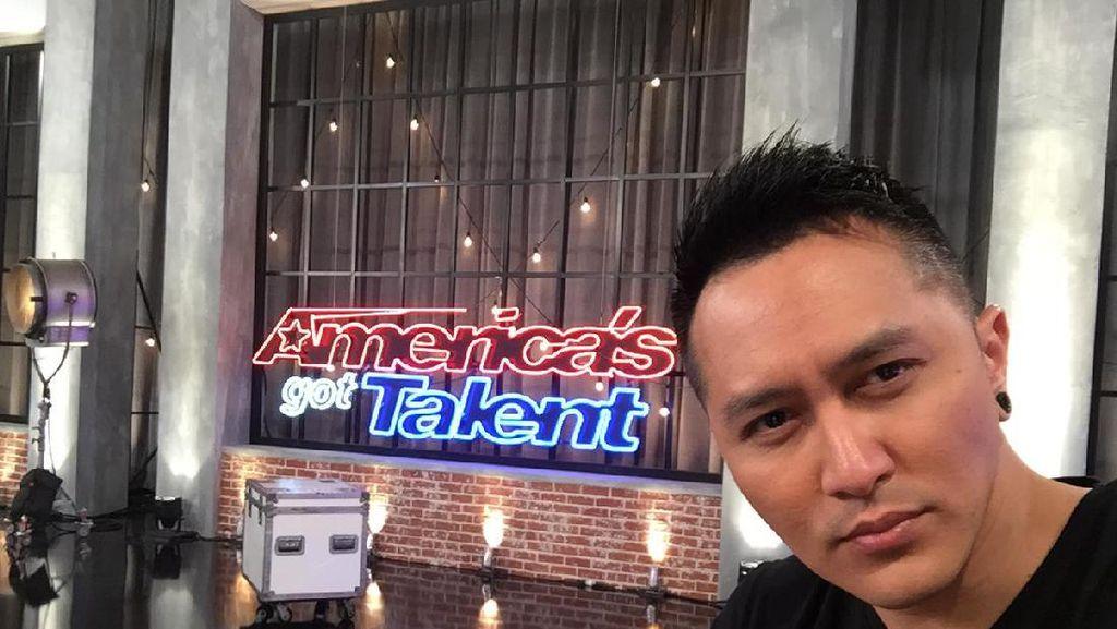 Aksi Kedua di Americas Got Talent, Demian Aditya Disebut Punya Kembaran
