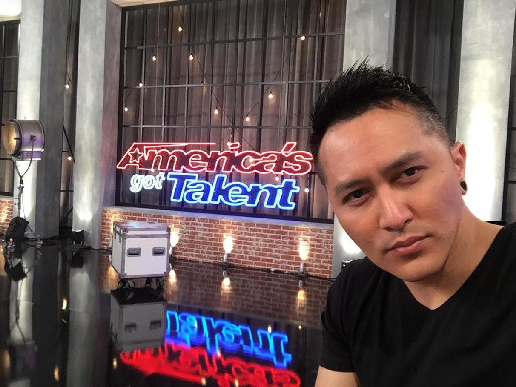Langkah Demian Aditya di Americas Got Talent Terhenti di Perempatfinal