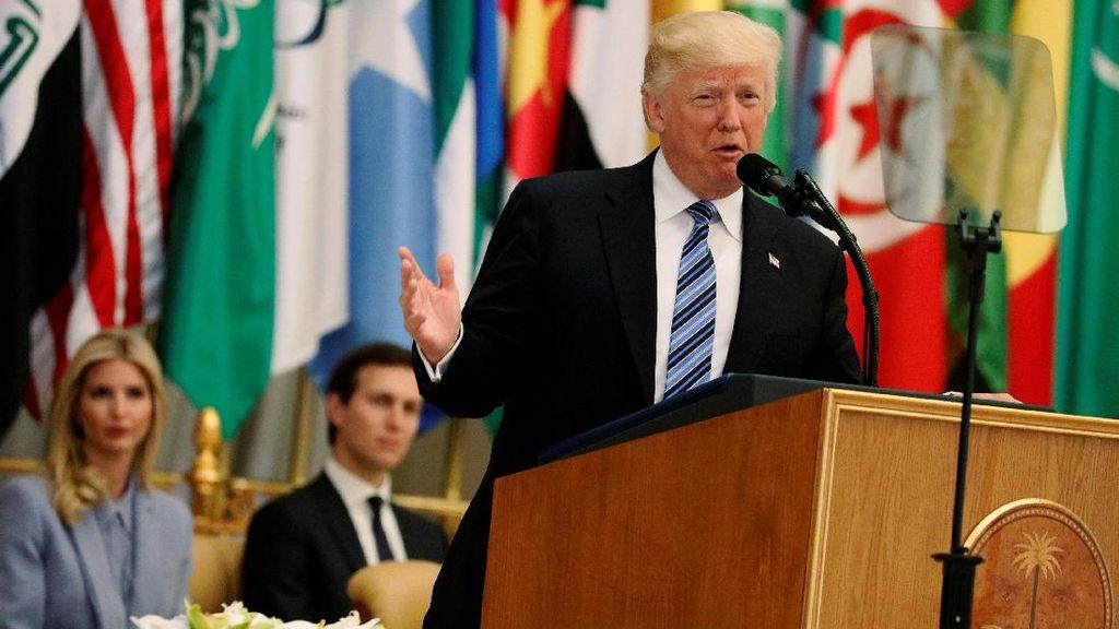 Trump Serukan Isolasi Internasional, Begini Tanggapan Iran