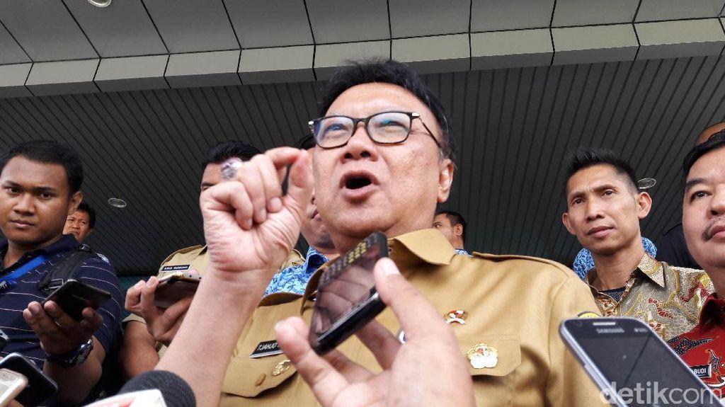 Menteri Tjahjo: Kalau Mau Jadi Pemimpin Lewat Pilkada atau Pilpres