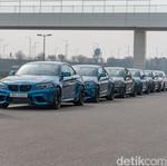 Merasakan Ketangguhan BMW M3 LCI