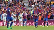 Barca Finis Runner-up Usai Tundukkan Eibar