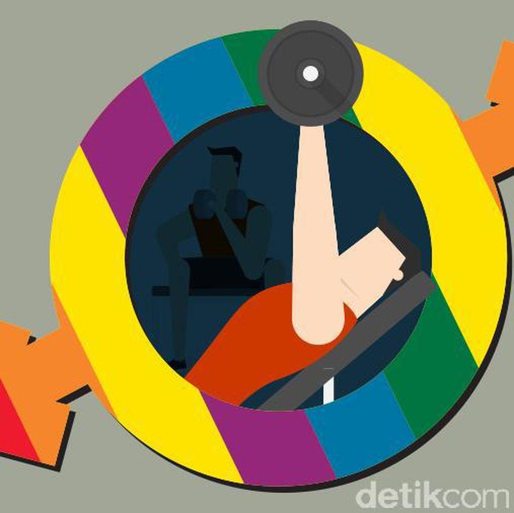 Pesta Seks Gay di Tempat Fitnes