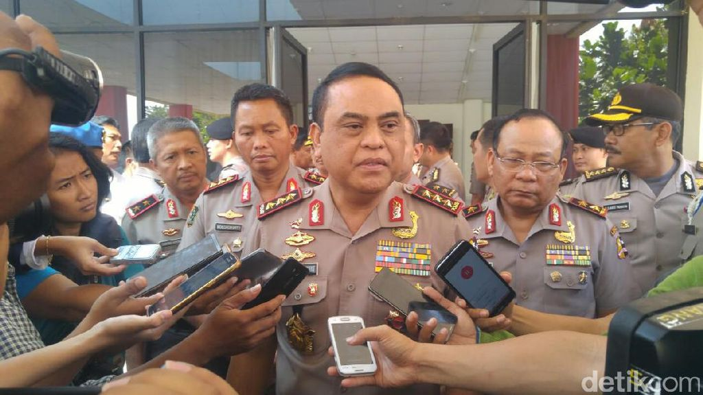 Polisi Antisipasi Penjualan-Penyebaran Bahan Perakitan Bom Panci
