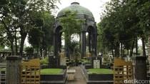 Sudah Tahu? Jakarta Punya Mausoleum Megah di Petamburan