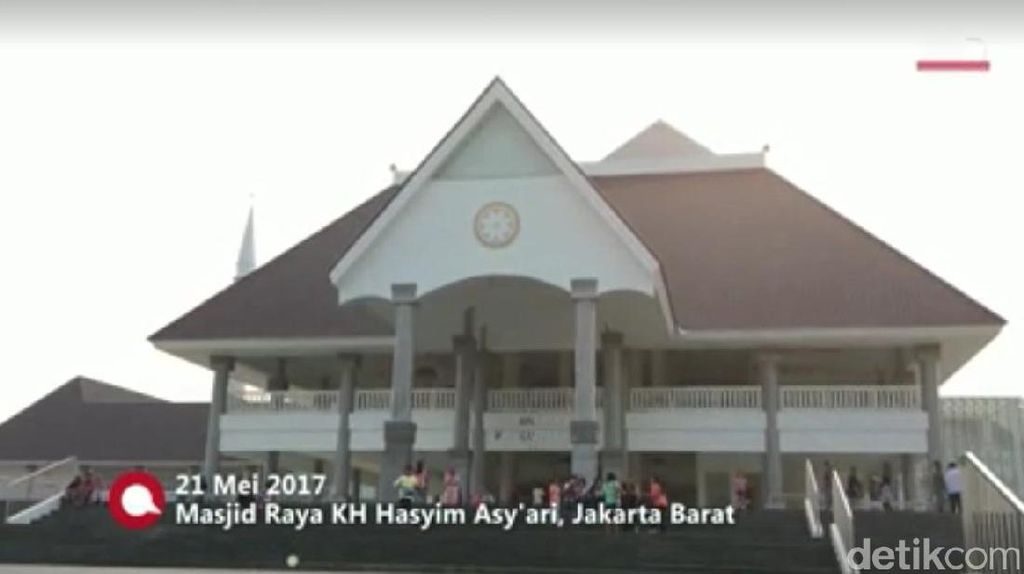 Masjid Raya Jakarta Siap Tampung 5 Ribu Jemaah untuk Salat Id