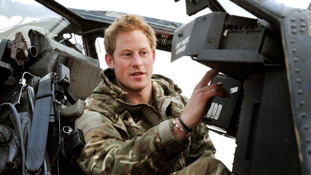 Depresi, Pangeran Harry Merasa Seperti Mesin Cuci Saat Putri Diana Wafat