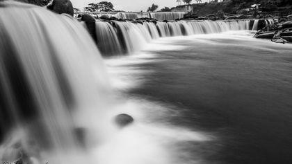 Padang Niagara Waterfall