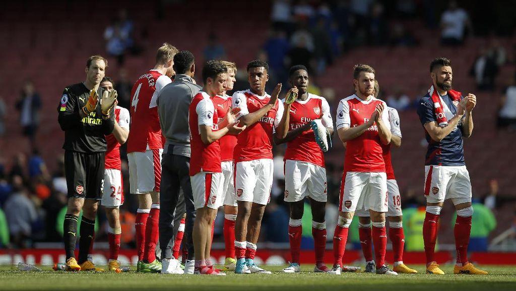 Mungkin Arsenal Memang Butuh Finis di Luar Empat Besar
