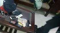 Pelaku Pencurian di Atas Kereta Eksekutif Ditangkap