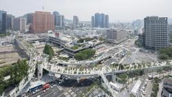 Keren! Ada Taman Layang di Seoul