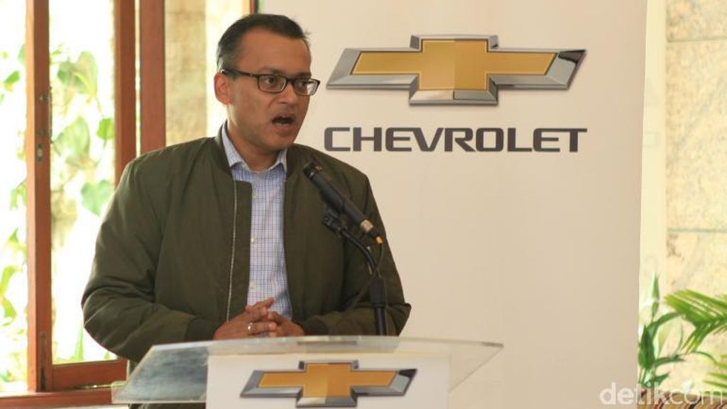 Chevy Restrukturisasi Bisnis di ASEAN, Bos Indonesia Mundur