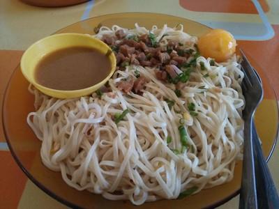 Sarapan Pagi di Sabang, Coba Wisata Kuliner Mie Jalak
