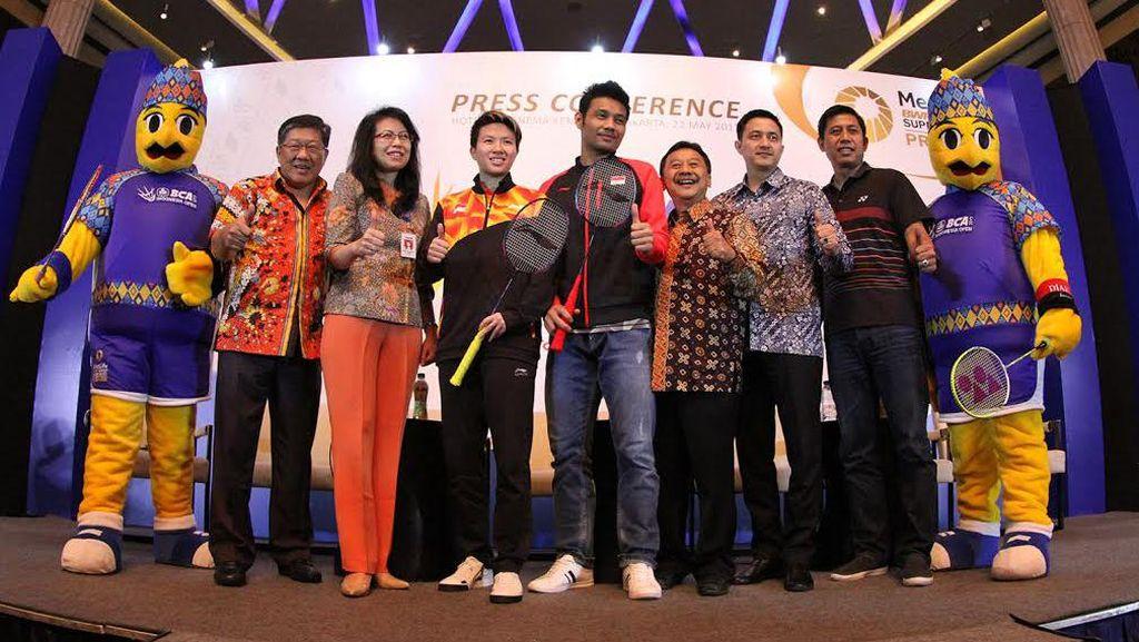 JCC Jadi Venue Indonesia Open, BWF Beri Catatan Penyelenggaraan
