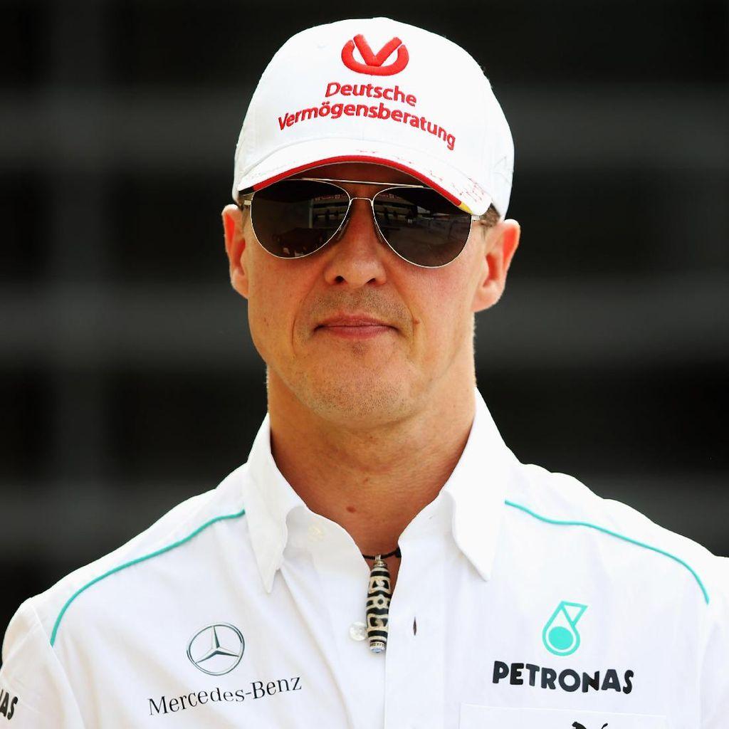 Nicky Hayden dan Kabar Terkini Michael Schumacher