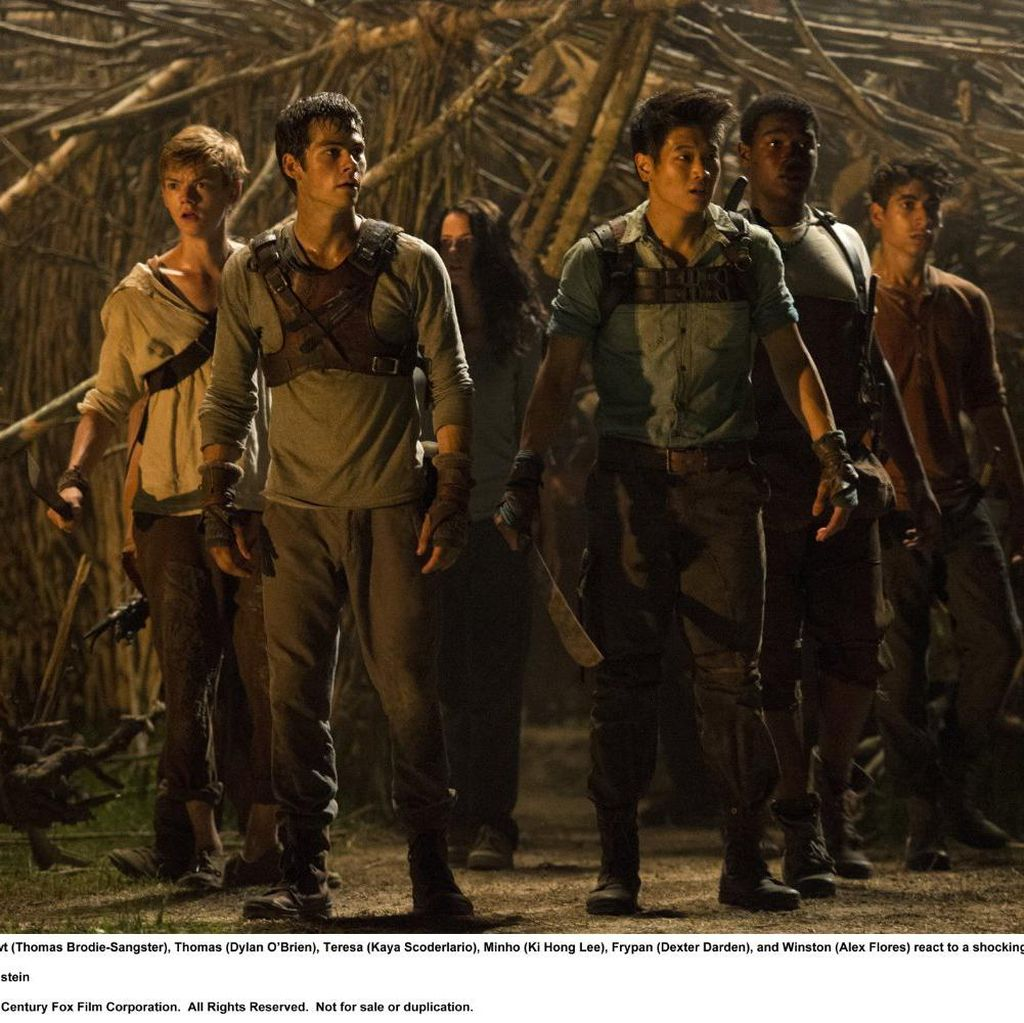 Menebak Akhir Cerita The Maze Runner: The Death Cure