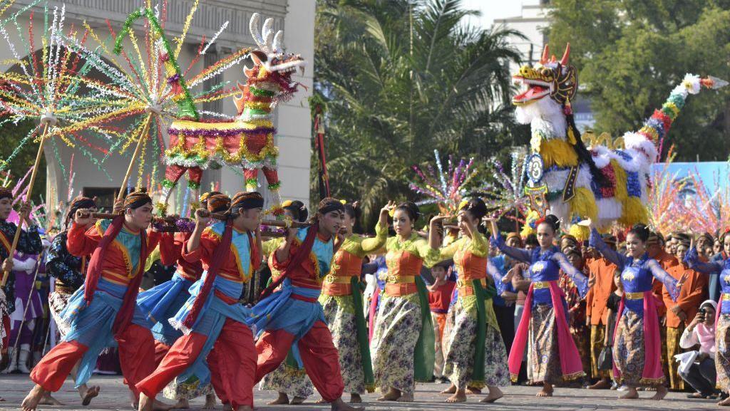 Jelang Ramadan, Tradisi Dugderan Kembali Digelar di Semarang