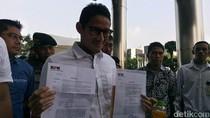 Kasus Korupsi Wisma Atlet, Sandiaga: Saya Tak Terlibat