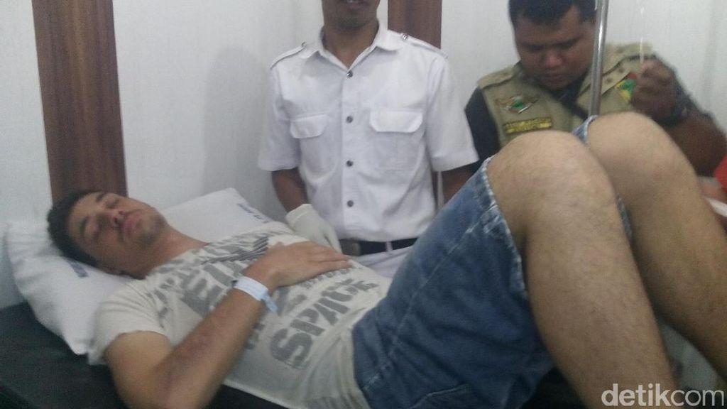 WNA Yunani Teriak Minta Tolong Saat Mengapung di Laut Aceh